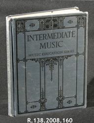 Intermediate Music; Music Education Series