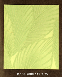 Self-Toned Leaf in Four Colors