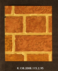 Appearance and Texture of Real Brick