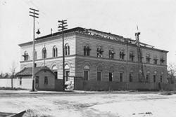 New U. S. Mint Building