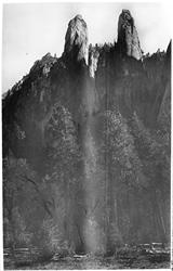 Yosemite, Cathedral Spires